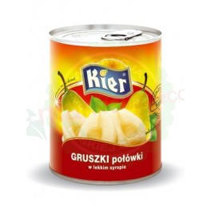 Gruszki 820g