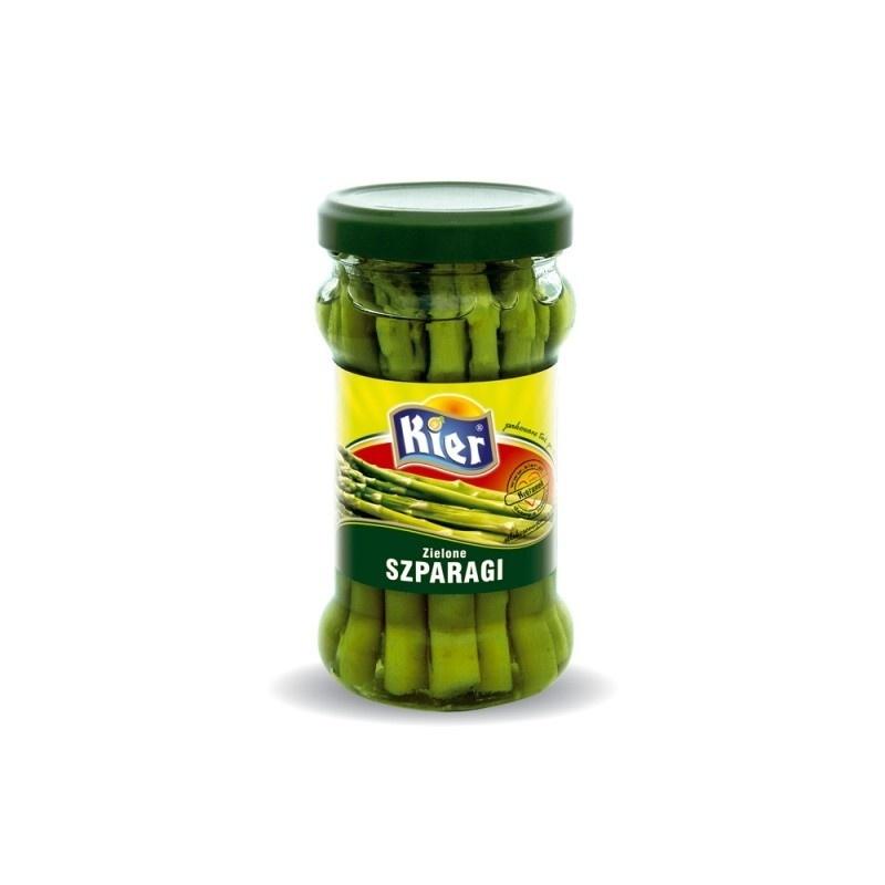 Szparagi zielone 212ml