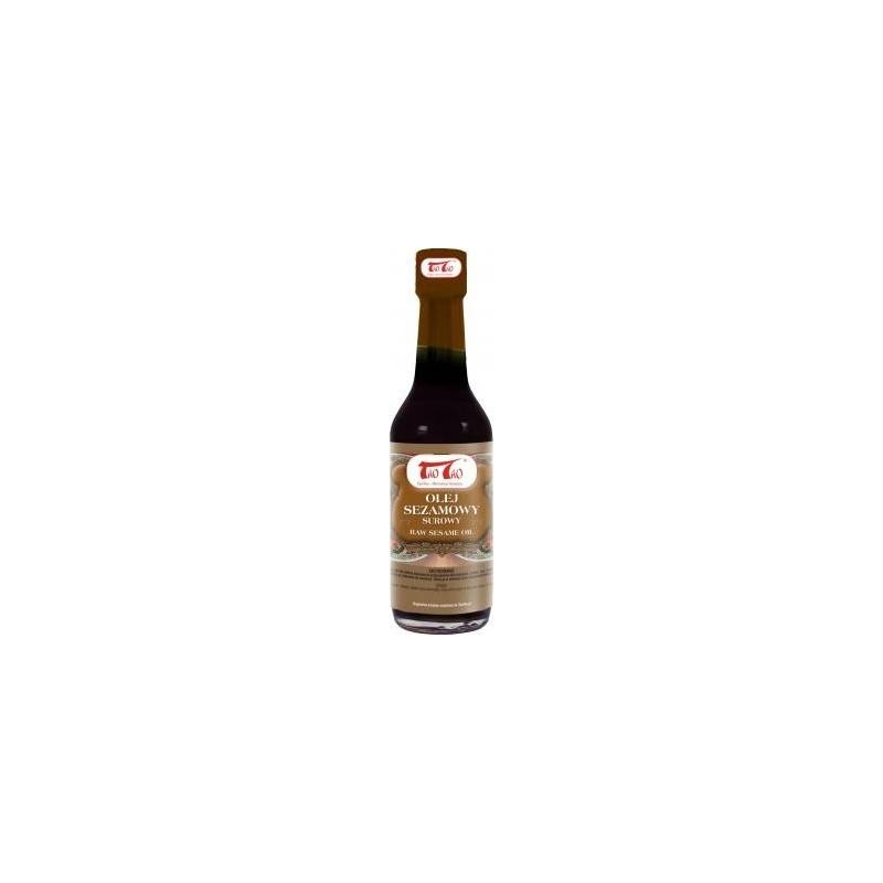 Olej sezamowy surowy 150ml