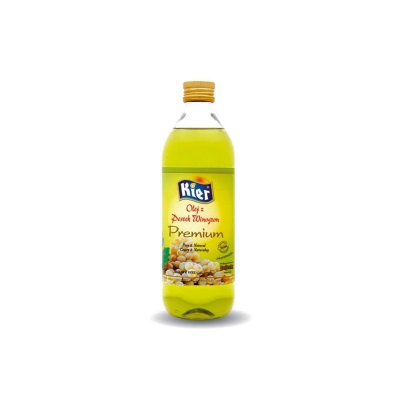 Olej z pestek winogron 1L