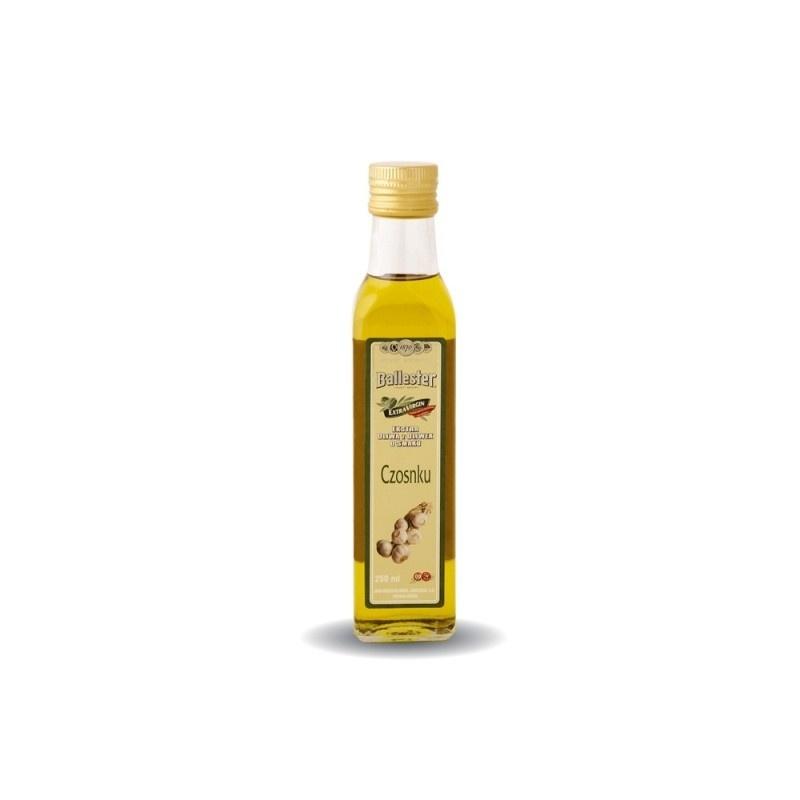 Oliwa z oliwek czosnek 250ml