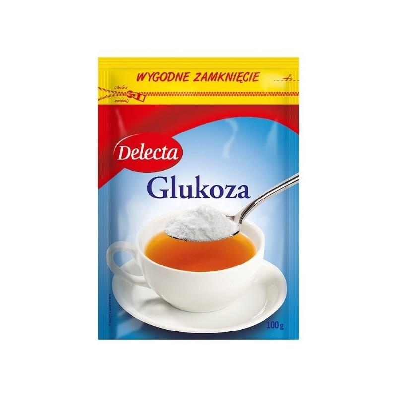 Glukoza krystaliczna 100G