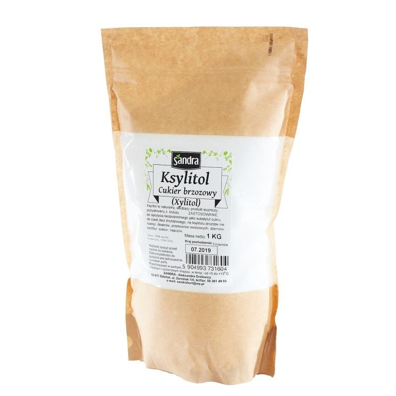 Ksylitol ( cukier brzozowy ) 1KG