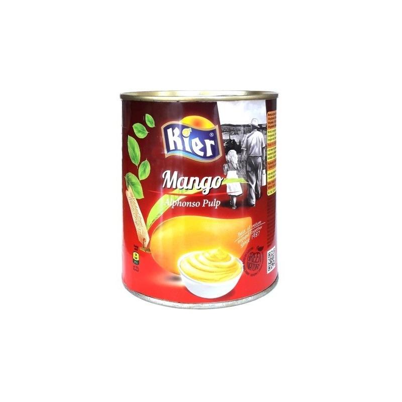 Pulpa mango 850g