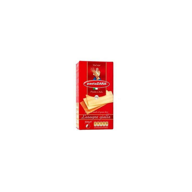 Makaron włoski lasagne (lasagne gialle)  500G
