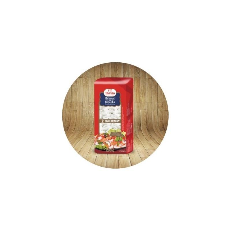 Makaron ryżowy kolanka 200G