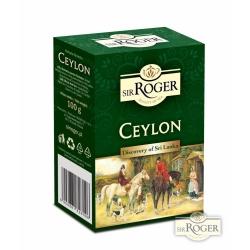 Ceylon herbata czarna liściasta 100g