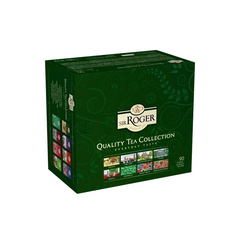 Ekskluzywna kolekcja herbat 90 kopert