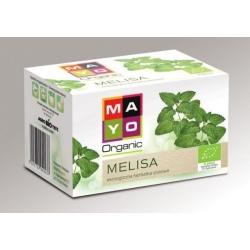 Melisa ekologiczna herbata ekspresowa
