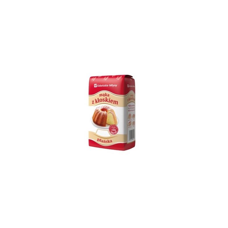 Mąka pszenna gdańska typ 500