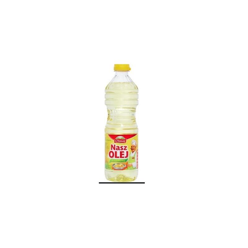 Olej rzepakowy 1L Nasz Olej