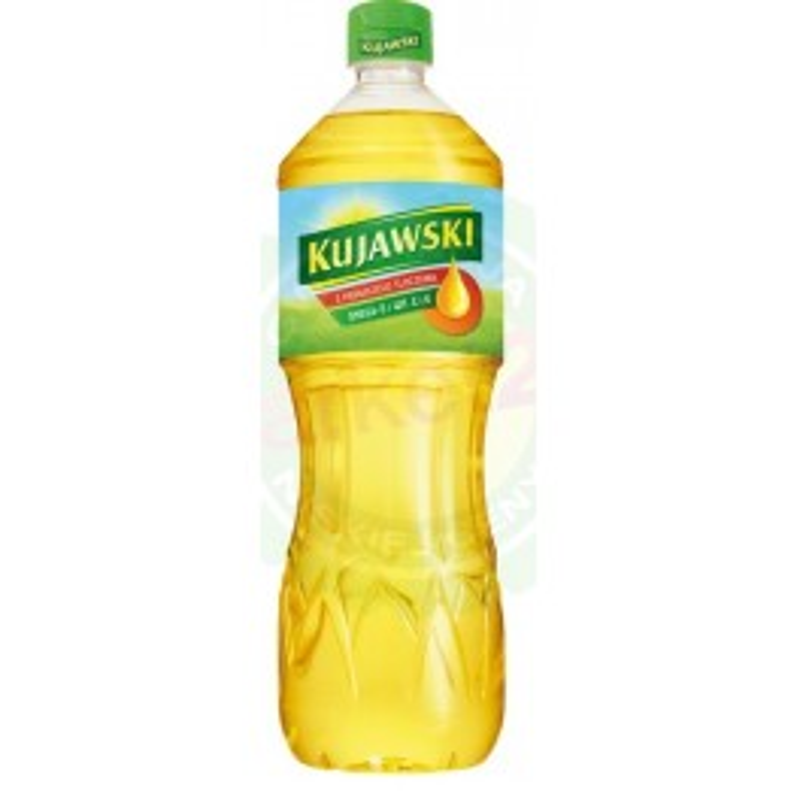 Olej kujawski rzepakowy 1L z pierwszego tłoczenia