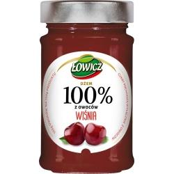 Dżem wiśnia 100% 220g