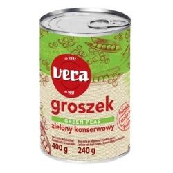 Groszek konserwowy 400 g