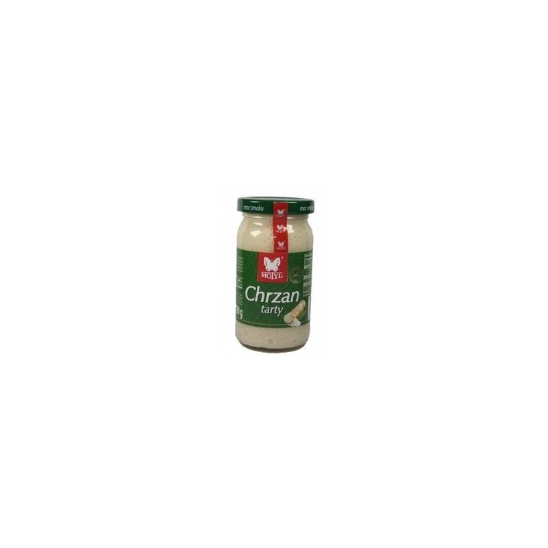 Chrzan tarty 190g