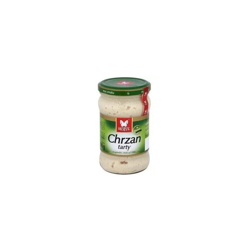 Chrzan tarty 290g