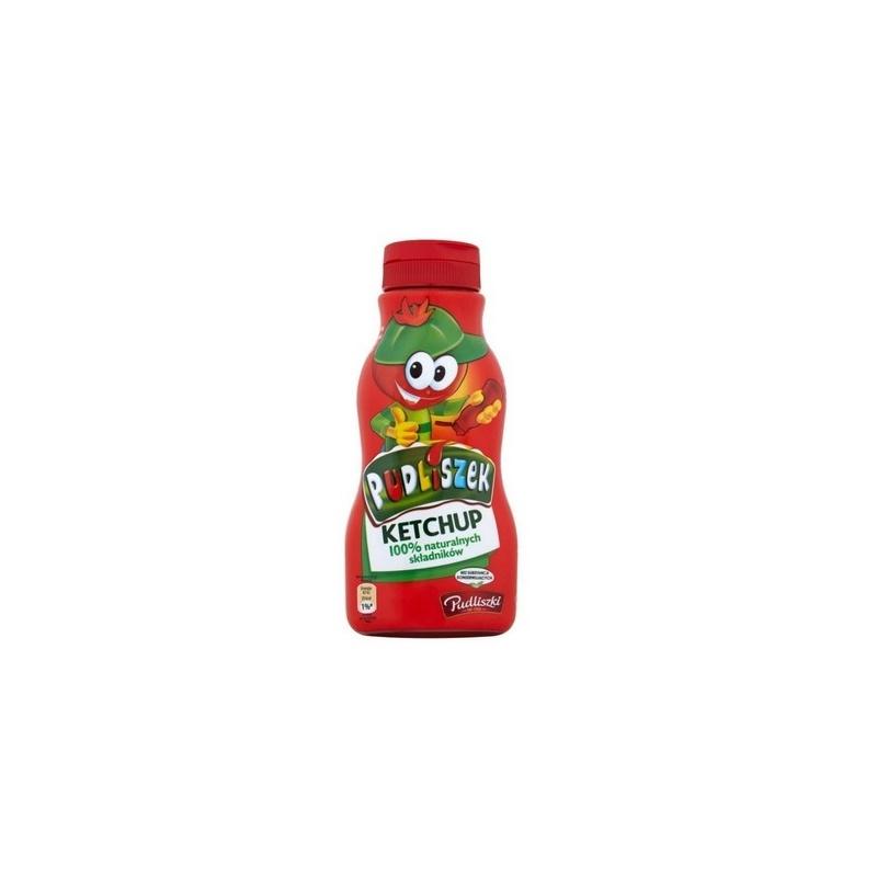 Ketchup pudliszek 275g