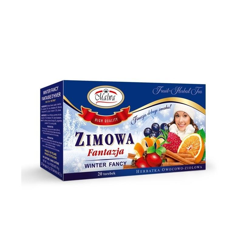 Herbata zimowa fantazja ekpresowa 20t