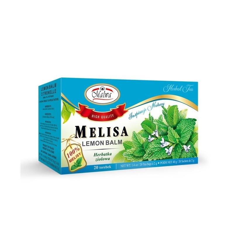 Herbata melisa ekspresowa 20t