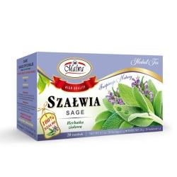 Herbata szałwia ekspresowa 20t