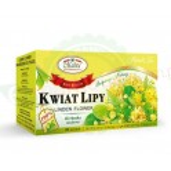 Herbata kwiat lipy ekspresowa 20t