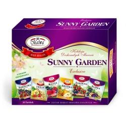 Zestaw herbat owocowych SUNNY GARDEN 36t