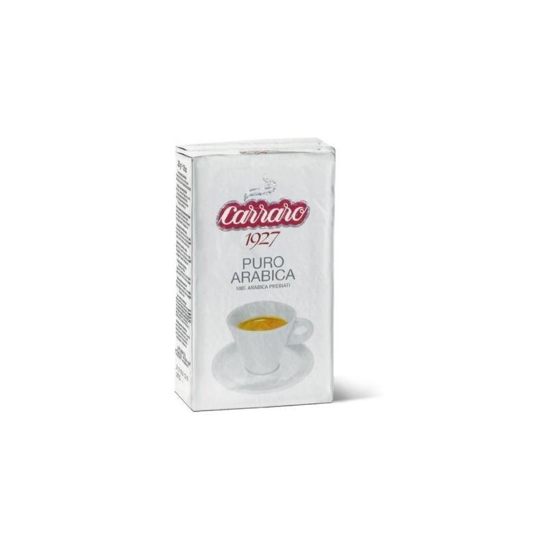Kawa mielona CARRARO 100% Arabica 250g
