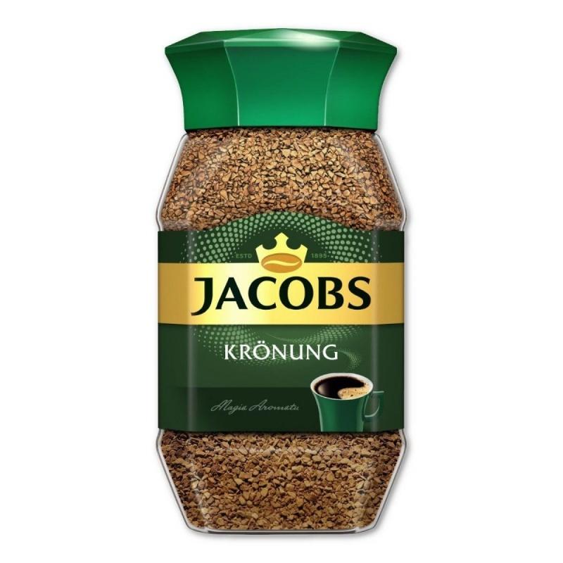 Kawa Jacobs Crónung instant 200g