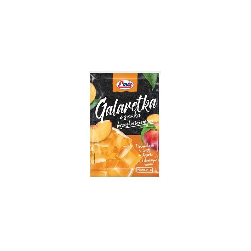Galaretka o smaku brzoskwiniowym 79g