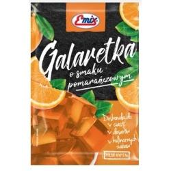 Galaretka o smaku pomarańczowym 79g