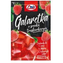 Galaretka o smaku truskawkowym 79g