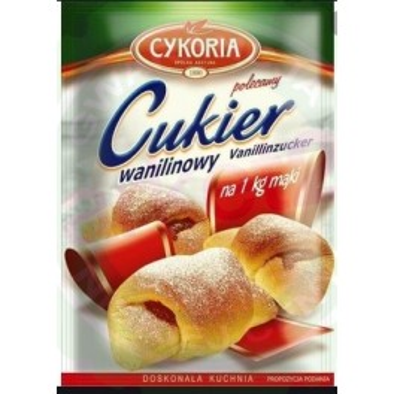 Cukier wanilinowy 32g